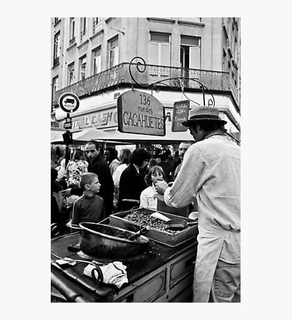 Hungry? Photographic Print