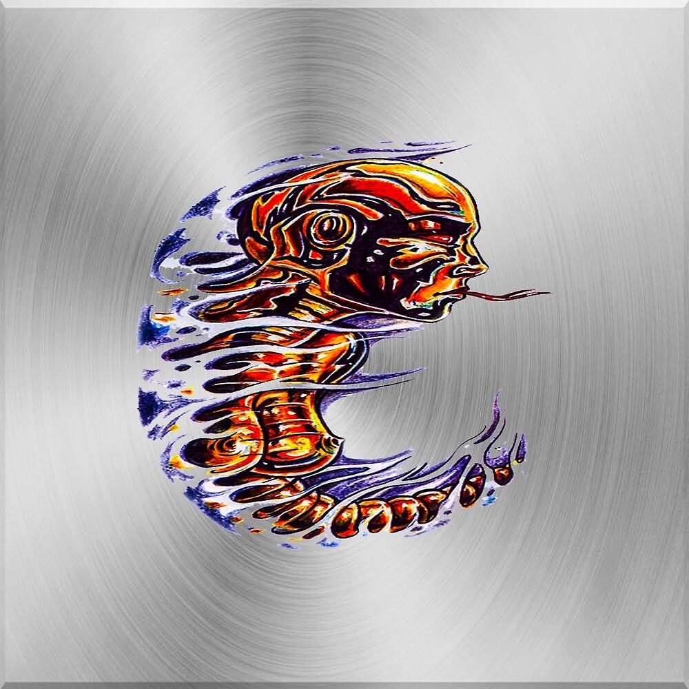 029 snake man by fwc-usa-company