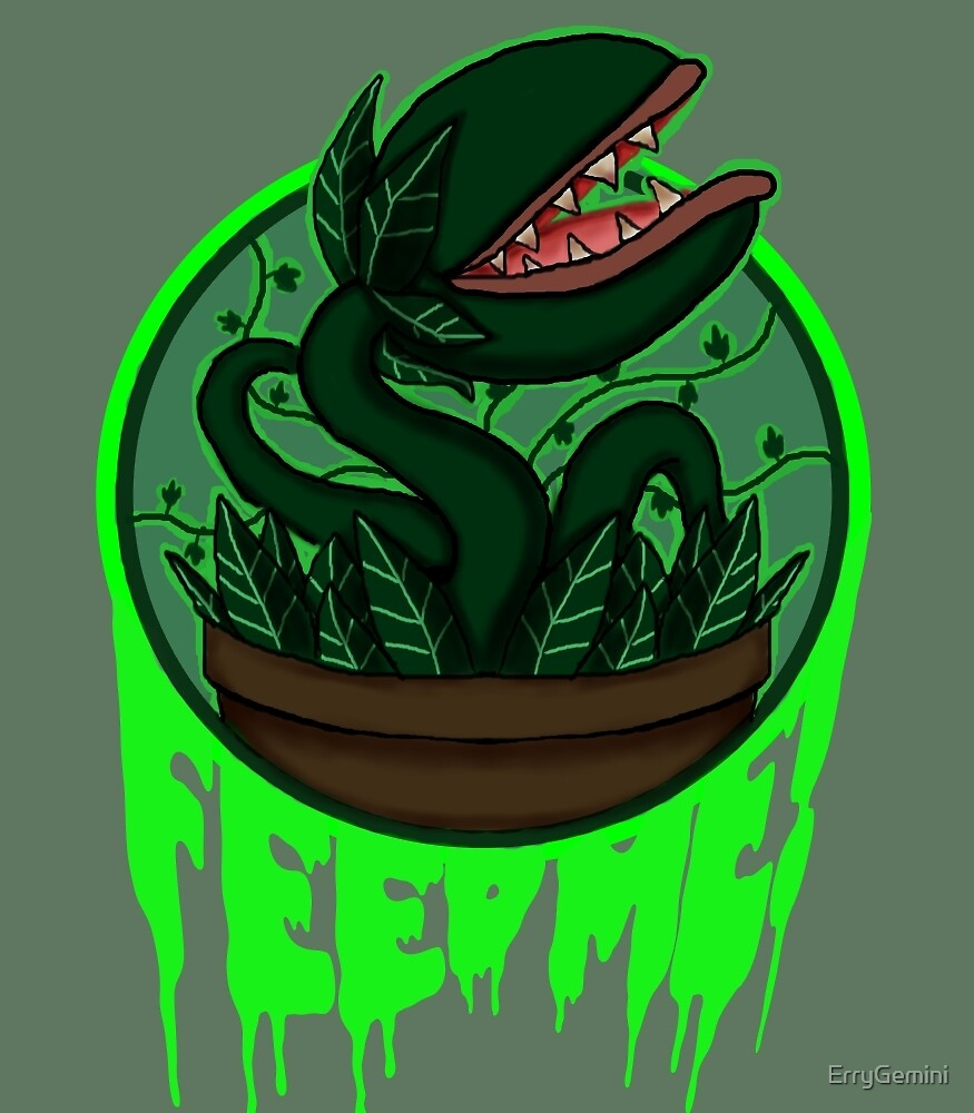 FEED ME! by Eyren Lindsay