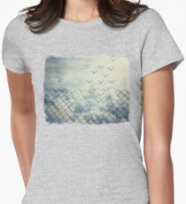Magical ecape  Women's Fitted T-Shirt