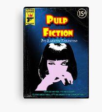 Pulp Fiction/ Mia Wallace Canvas Print