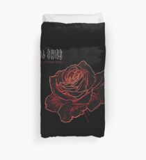 Life of a dark rose - Lil Skies Duvet Cover