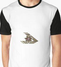 San Bernardino Sheriff Graphic T-Shirt