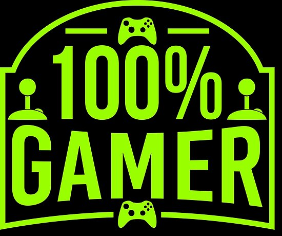 Online Gaming Nerd 100 Gamer Birthday Gift Idea By Haselshirt