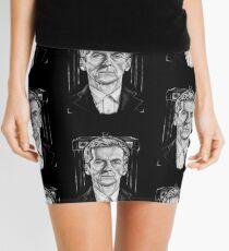 The 12th (Dark Variant) Mini Skirt