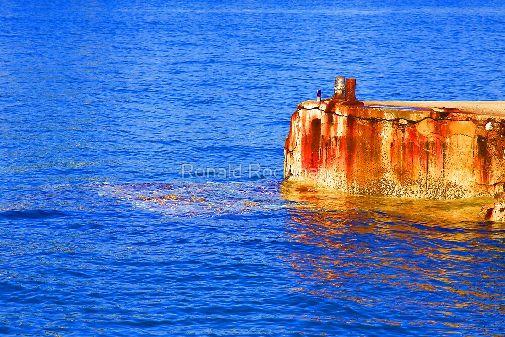 *We All Live In A Yellow Submarine* by Ronald Rockman