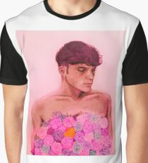 Rye Beaumont (Featured Art, Pink) Graphic T-Shirt