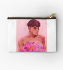 Rye Beaumont (Featured Art, Pink) Studio Pouch