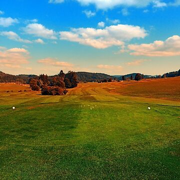 Summer season at the golf club | landscape photography by patrickjobst