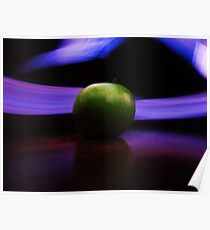 Electrical Apple Poster
