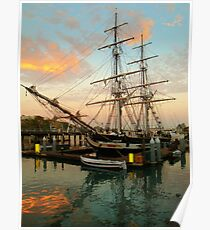 Tall Ships.... Poster