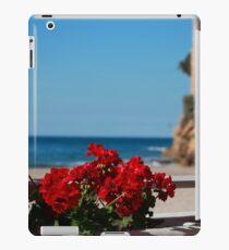 Beach bar. iPad Case/Skin