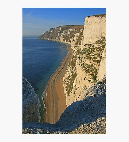 White Nothe from Bat's Head Photographic Print