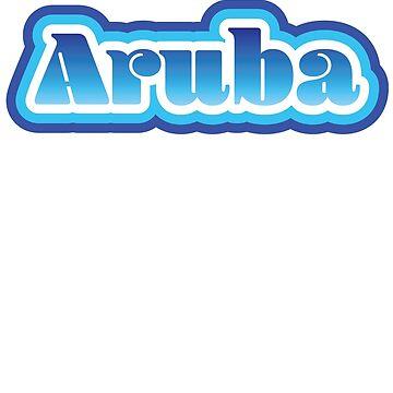 Love Aruba  by crickmonster