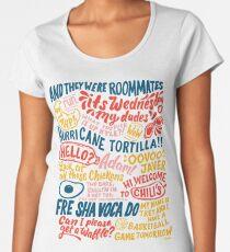 Vine app art  Women's Premium T-Shirt
