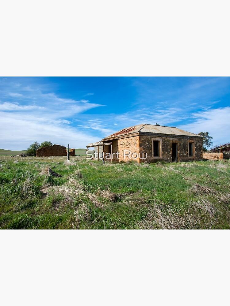 Abandoned Stone Cottage by StuartRow