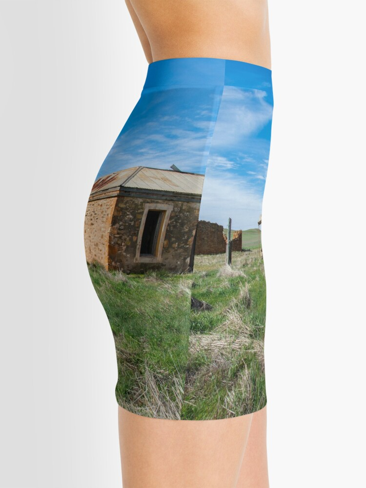 Alternate view of Abandoned Stone Cottage Mini Skirt