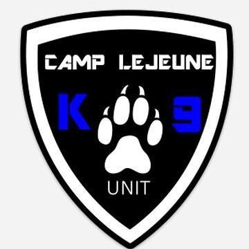 Camp Lejeune K9 by Workingdogs