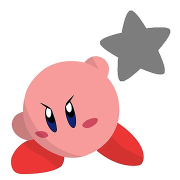 Kirby - 06 Minimalist by Alseias