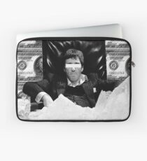 Scarface Black and White Design  Laptop Sleeve