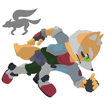 Fox - 07 Minimalist by Alseias