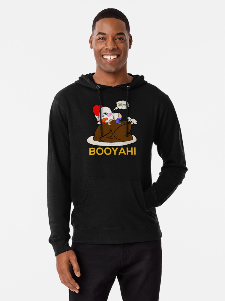 'Free Fire Garena Booyah! The Best Player is your ' Lightweight Hoodie by  Katon Design