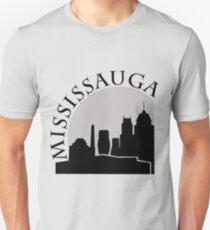 Discover Mississauga Population Unisex T-Shirt