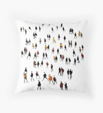 BIRGING - Basking In Reflected Glory Throw Pillow