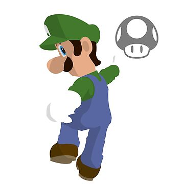 Luigi - 09 Minimalist by Alseias