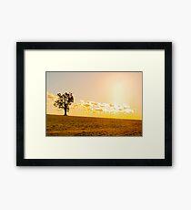 The Warlu Framed Print