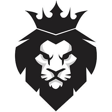 Lion Euclidean vector Pixabay - Black Lion King by JoeEgy
