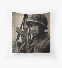 Rifleman Throw Pillow