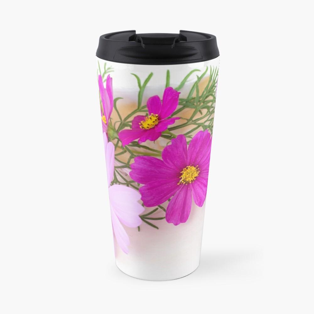 Cosmos in a Shell Travel Mug