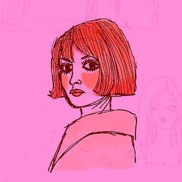 Fuschia Bardot by m-oonriver