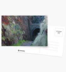 Rail Tunnel Postcards