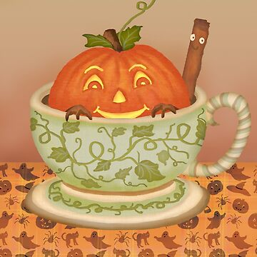 Pumpkin Spice, It's baaack! by Fullfrogmoon