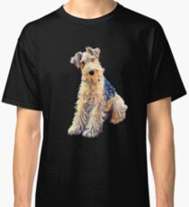 AIREDALE TERRIER Classic T-Shirt