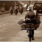 on the way home... by zhangphi