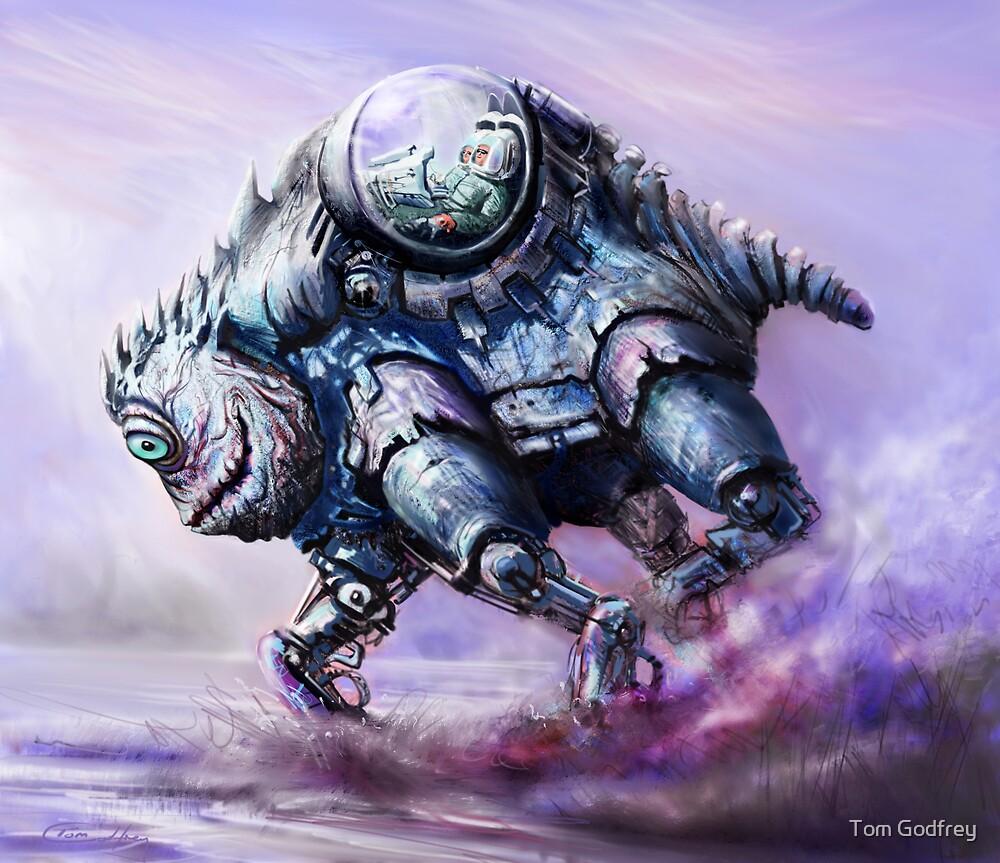 Biobot by Tom Godfrey