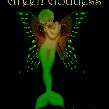Green Goddess by LizaPhoenix