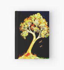 Follow the Light - Trees Hardcover Journal