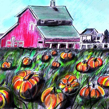 Pumpkin Patch by firefly1n1