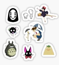 STUDIO GHIBLI VARIETY Sticker