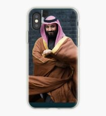 Mohammed Bin Salman iPhone Case