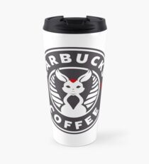 Obsidian Carbucks Travel Mug
