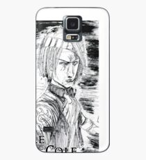 Funda/vinilo para Samsung Galaxy Locke Cole final fantasy 6
