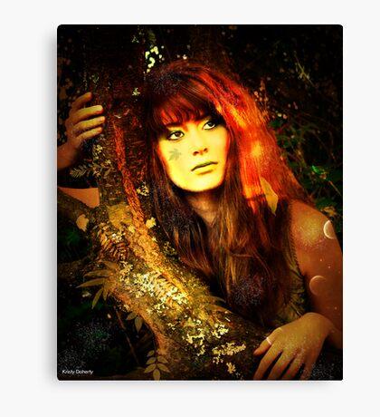 jungle jane Canvas Print