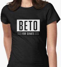 BETO O'ROURKE FÜR U.S. SENAT Tailliertes T-Shirt für Frauen