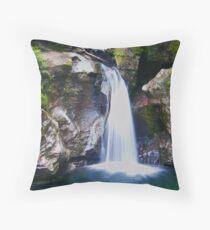Bingham Falls Throw Pillow