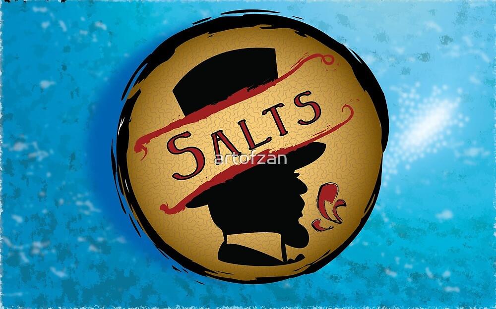 Salts by artofzan